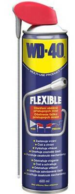 Sprej WD-40® Flexible 600 ml