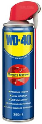 Sprej WD-40® 0250 ml, Smart Straw®
